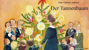"""""""Der Tannenbaum"""" von H.-Chr. Andersen"""