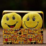 Glücklich und zufrieden sein